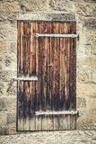 Old door toned Royalty Free Stock Images