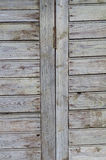 Old wooden door texture Royalty Free Stock Images