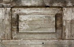 Old wooden door texture Stock Images