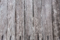 Old wooden door texture Stock Images