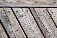 Old wooden door in vinatge style Royalty Free Stock Image
