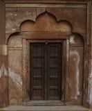 Old wooden door vintage background Stock Photos