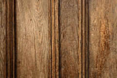 Old wooden door Royalty Free Stock Photography