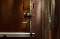 Lock The Door Stock Images
