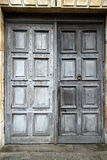 Old Wooden Doors Royalty Free Stock Photos