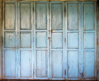An old wooden doors Royalty Free Stock Image