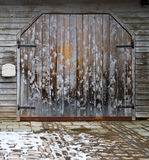 Barn doors Royalty Free Stock Photos
