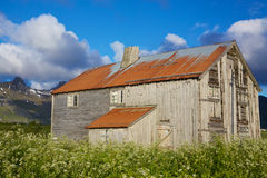 Old farmhouse Royalty Free Stock Photography