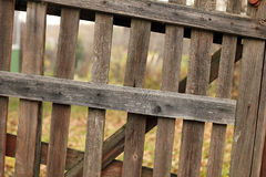 Old wooden fence background. Old ,dirty and grunge wooden fence background Stock Photo