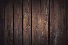 Old Wooden fence background. Old Wooden fence for texture or background Stock Images