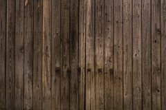 Old wooden fence background. Very high resolution Stock Image