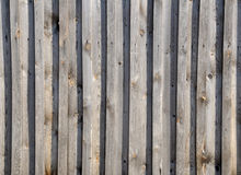 Old wooden fence Stock Images
