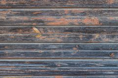 Old wooden fence. Textures and backgrounds Stock Images