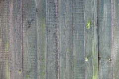 Old wooden fence texture background with scratches Royalty Free Stock Image