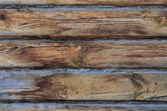 Old wooden fence. Textures and backgrounds Stock Photos