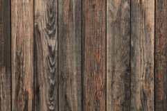 Old wooden fences,old fence planks as background Royalty Free Stock Photos