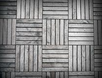 Old wooden floor Stock Images