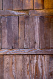 The old wooden floor. Royalty Free Stock Photo