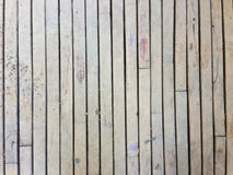 Old wooden floor texture background. Royalty Free Stock Photography
