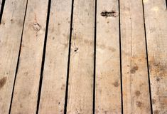 Old wooden floor texture background Stock Photo