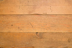 Old wooden floor texture background Stock Images
