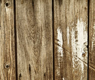 Old wooden flooring Stock Image