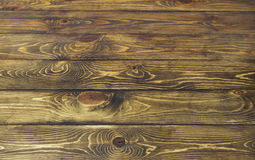 Old wooden flooring Stock Images