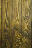 Old wooden flooring. Pine covered stain and scratch Royalty Free Stock Photos