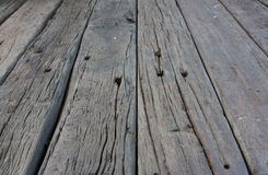 Old wooden floors. Stock Images