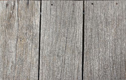 Old wooden floors. Slat floor that looked very old Royalty Free Stock Photo