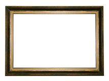 Old wooden frame Stock Photos
