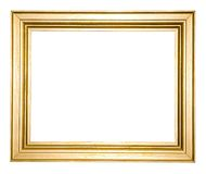 Old wooden frame Royalty Free Stock Image