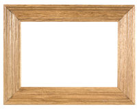 Old wooden framework. It is possible to insert a photo into them Royalty Free Stock Image