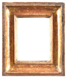 Old wooden framework. It is possible to insert a photo into them Royalty Free Stock Photos