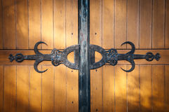 Free Old Wooden Gate Stock Photos - 16068623