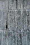 Old wooden gate door stock images