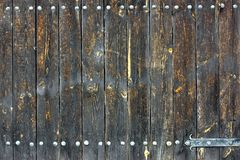 Old Wooden Gate Stock Photos