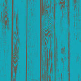 Old wooden grain planks vector texture background Stock Image