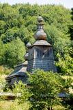 Old wooden church in Mirola, Slovakia Stock Image