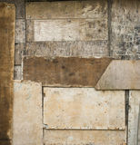 Old wooden grunge background stock photography