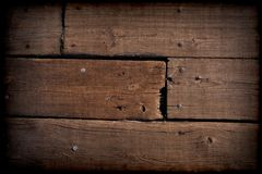Old wooden grunge floor background Stock Photos