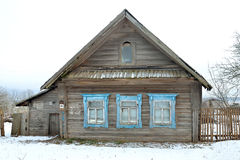 Old wooden home Stock Images