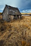 Old Wooden House Stock Photography