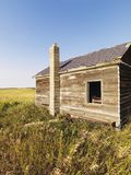 Old wooden house. Stock Photos