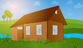 Free Old Wooden House Royalty Free Stock Images - 49181369