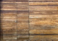 Old wooden house Doors Wood plank texture background wooden brow. Old wooden house Doors Wood plank texture background, wooden brown house Doors royalty free stock photography