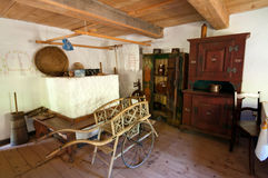 Free Old Wooden House Interior Stock Photo - 20665000