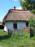 Old wooden house, Lublin, Poland Royalty Free Stock Photo