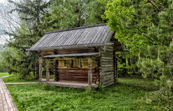 Old wooden house Royalty Free Stock Photography