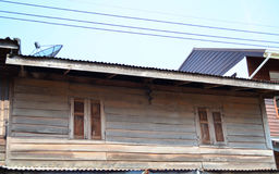 Old Wooden House Royalty Free Stock Images